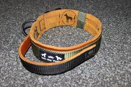 Tactical halsband / handvat
