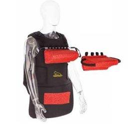 Training stoot vest compleet set