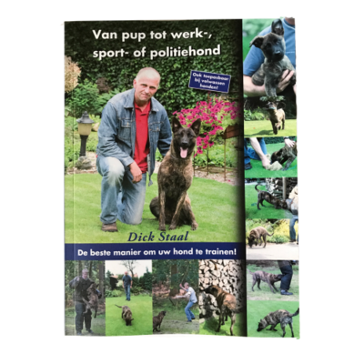 Van pup tot werk - sport of politiehond