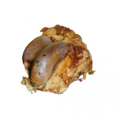 Runder bot met vlees