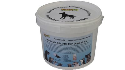 Mr. Mix Salute Top Dogs 10 kg
