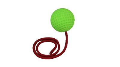 Groene bal hard